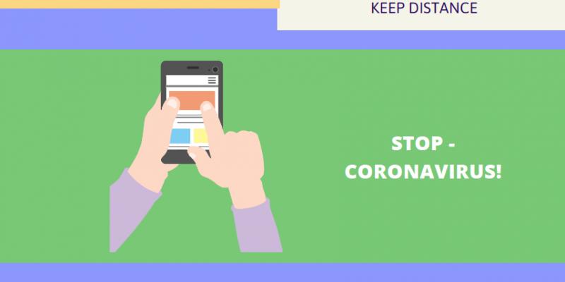 Stop coronavirus technology